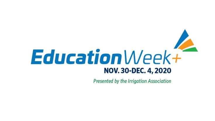 Irrigation Association cancels 2020 Irrigation Show and Education Week