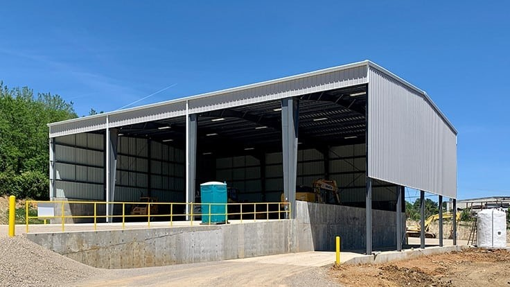 Meridian Waste opens new Virginia MRF