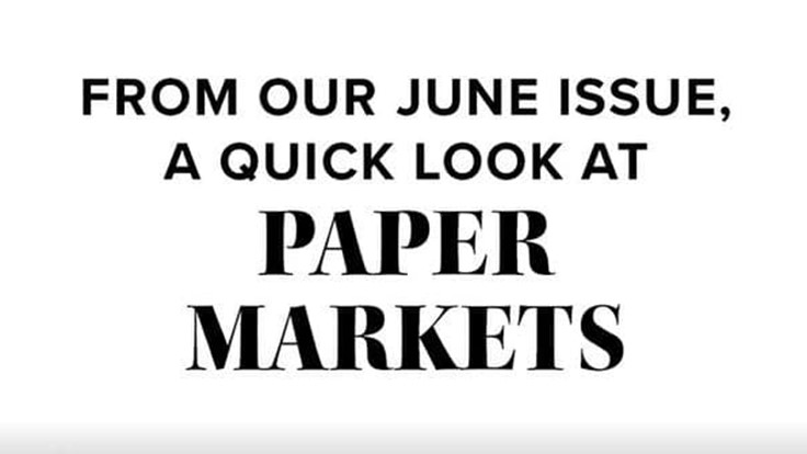 Paper Market Report: June 2020