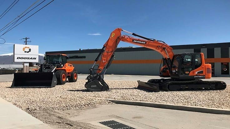 Doosan welcomes EquipmentShare locations as new dealerships