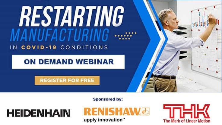 On demand: Restarting manufacturing in COVID-19 conditions
