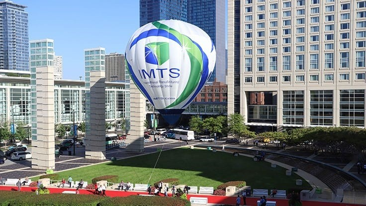 IMTS 2020 cancelled; first time since WWII