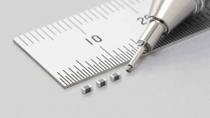 Noise suppression chip ferrite beads