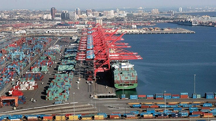 Cargoes Increase At California Port In
