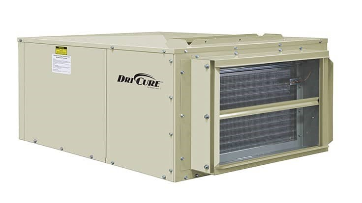 Desert Aire Launches Climate Control System For Cannabis Drying Rooms