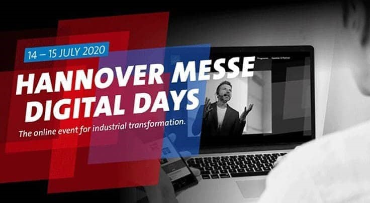 Hannover Messe Digital Days to Premier