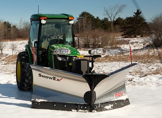 SnowEx introduces Automatixx attachment kits for tractors