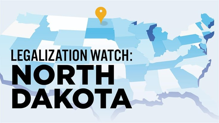 Legalize ND Refocuses Cannabis Legalization Efforts on North Dakota's 2022 Ballot: Legalization Watch