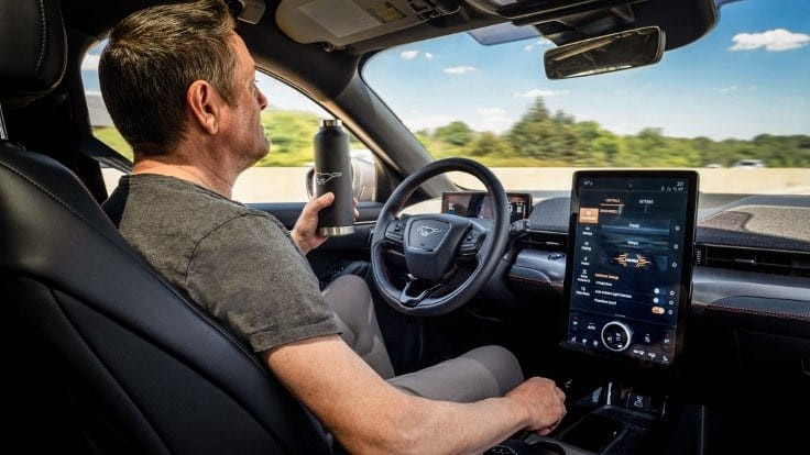 Ford launches hands-free driving