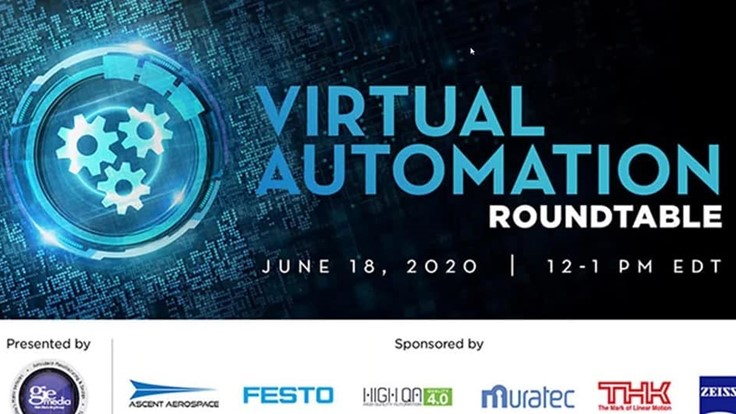 Automation round table video webinar