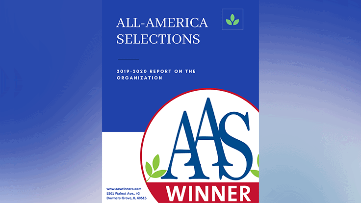 All-America Selections releases annual report