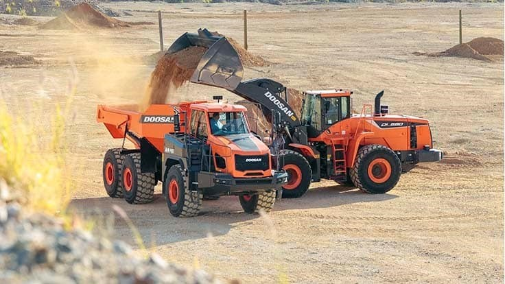 Doosan adds DL580-5 loader to product line
