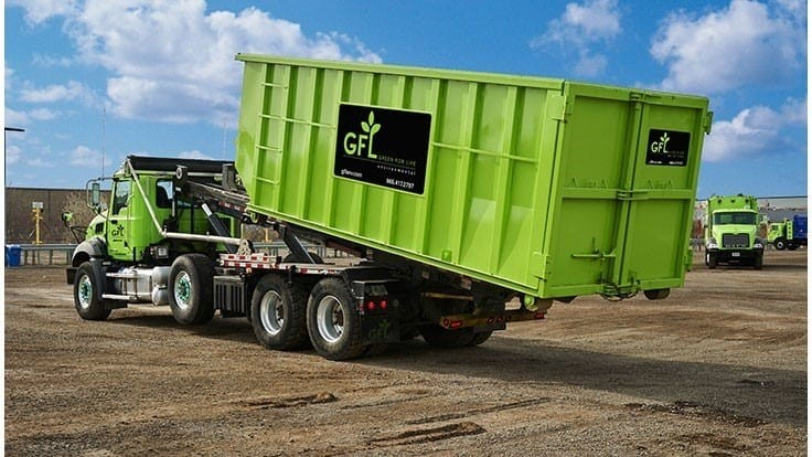 GFL announces terms of acquisition of divestiture assets from WM, Advanced Disposal deal