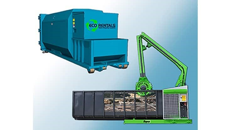 National trash compactor supplier forms new division