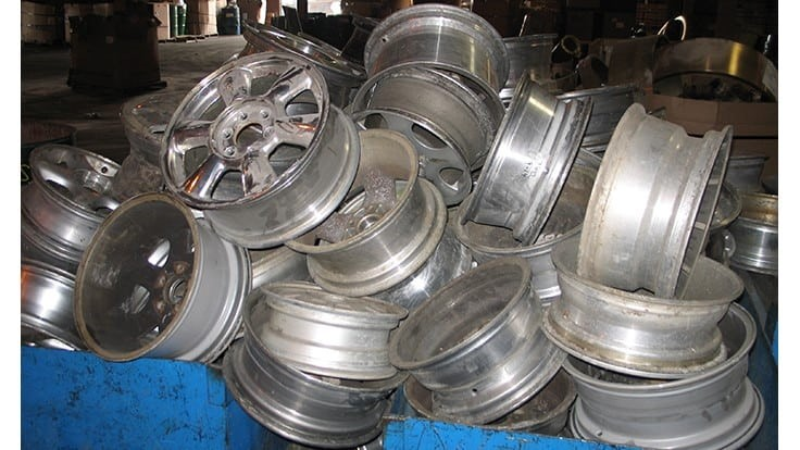 Aluminum wheel shipments targeted in fraud scheme