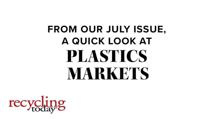 Plastics Market Report: July 2020