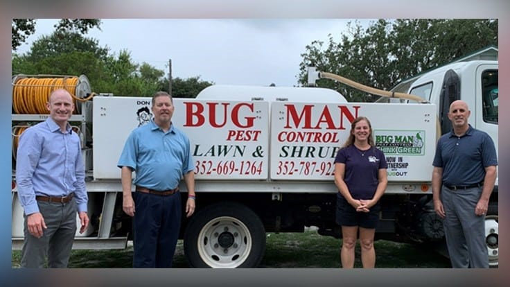 Environmental Pest Service Acquires Bug Man Pest Control