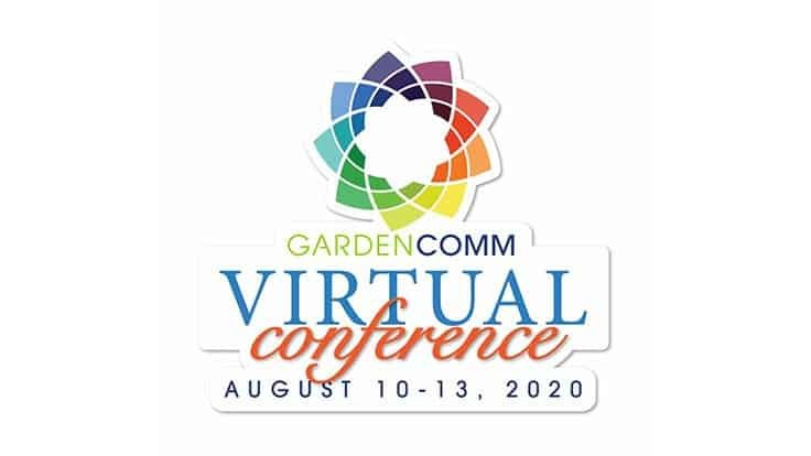 Registration opens for GardenComm Virtual Conference