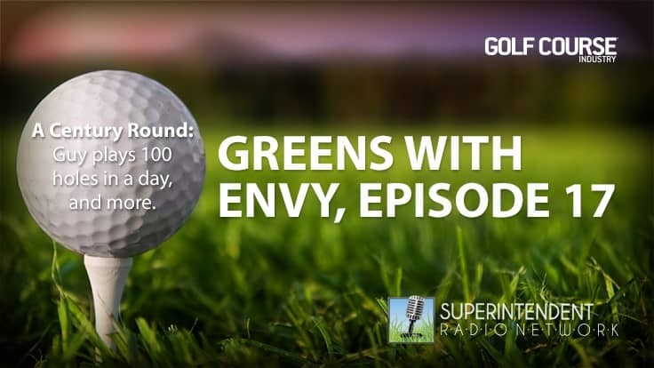Greens with Envy, Episode 17