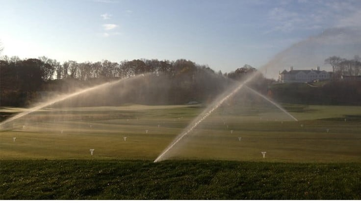 Irrigation system upgrades … it doesn't have to be all or nothing