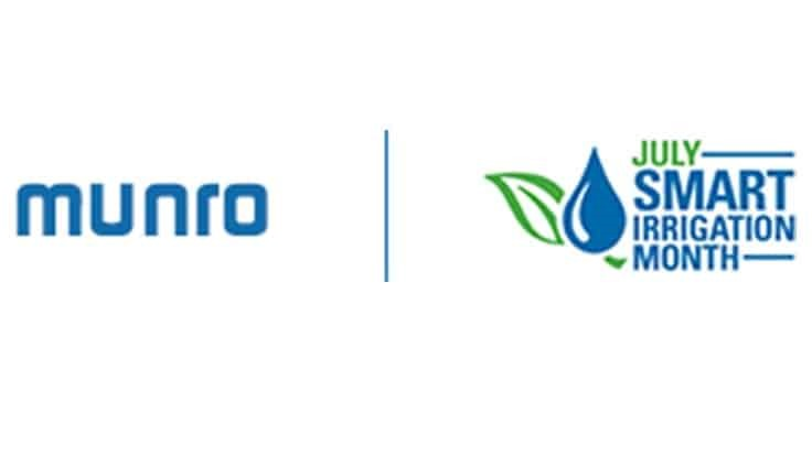 Munro adds 5-year pump station warranty with Hunter