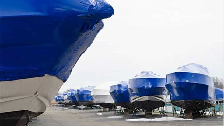 Brightmark to recycle boat wrap materials