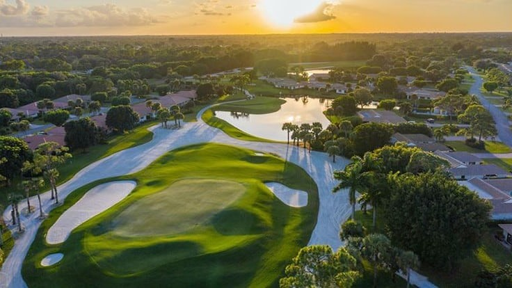 Weed-designed Quail Ridge CC South Course to co-host 2020 Florida Open Championship