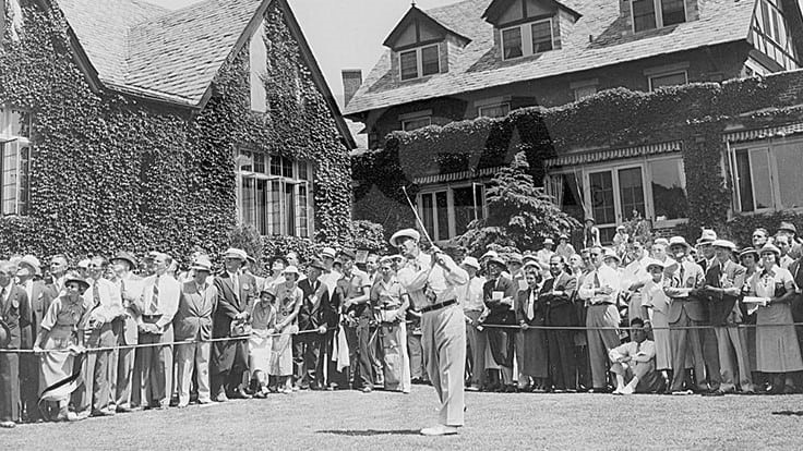 USGA acquires Howard Schickler Photography Collection