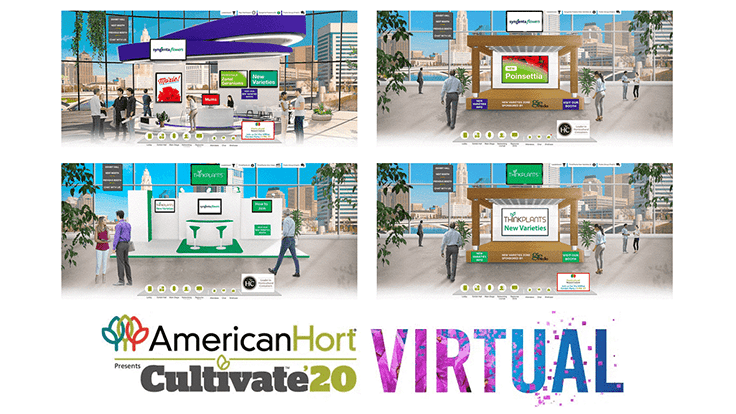 Syngenta Flowers expands digital experience at Cultivate'20 Virtual