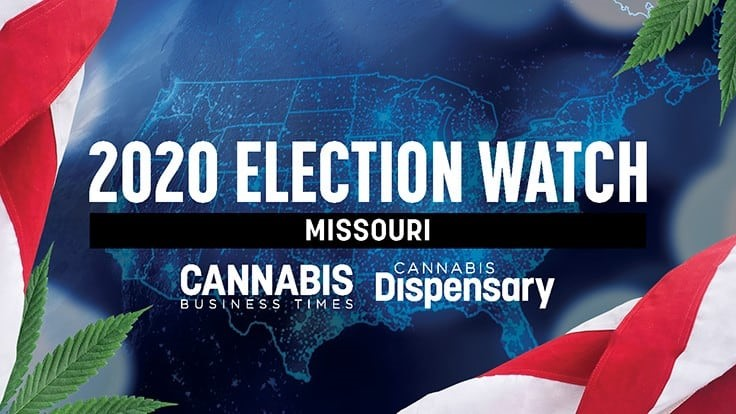 After Unsuccessful 2020 Signature Campaign to Legalize Adult-Use Cannabis in Missouri, Group Looks to 2022