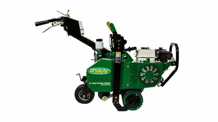 RYAN adds to Jr. Sod Cutter line