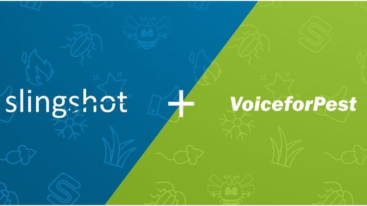 Slingshot, Voice for Pest Announce Partnership