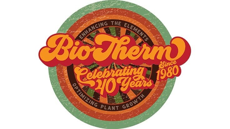 BioTherm celebrates 40 years of greenhouse efficiency