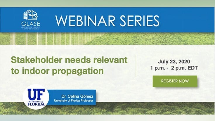 GLASE to hold webinar on indoor propagation