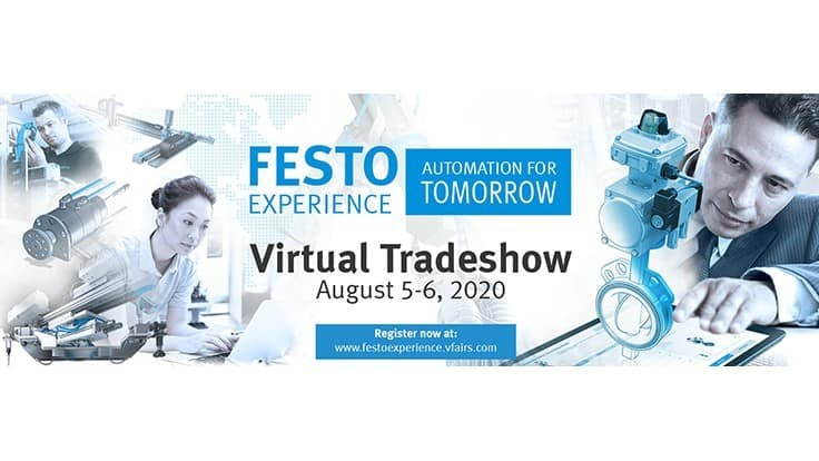 Upcoming event: The Festo Experience