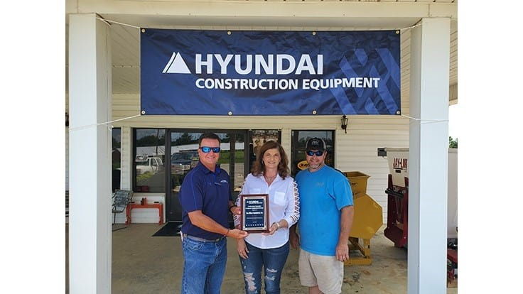 Hyundai Construction Equipment adds Don Allison Equipment to dealer network