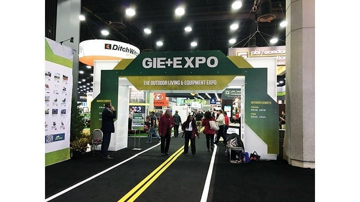 GIE+EXPO show postponed until next year