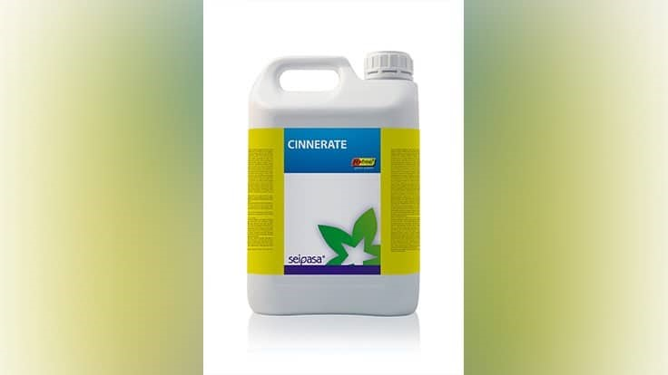 Cinnerate expands use for effective aphid and disease control