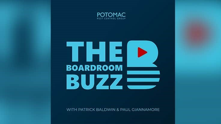 Boardroom Buzz Podcast Explores TruGreen's Pest Control Entry
