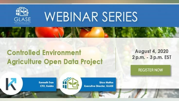 GLASE announces CEA open data project webinar