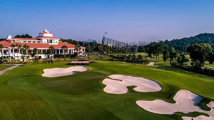 Sentosa Golf Club becomes first golf club to join UN's Sports for Climate Action Initiative