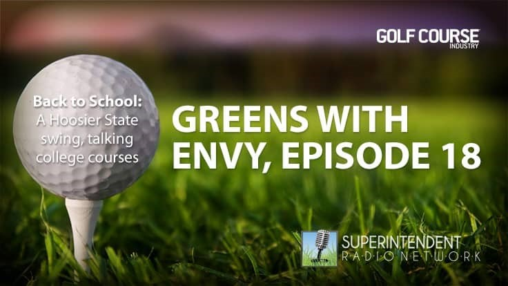 Greens with Envy, Episode 18