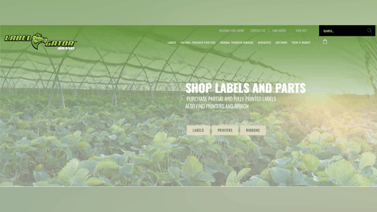 Label Gator launches e-commerce site