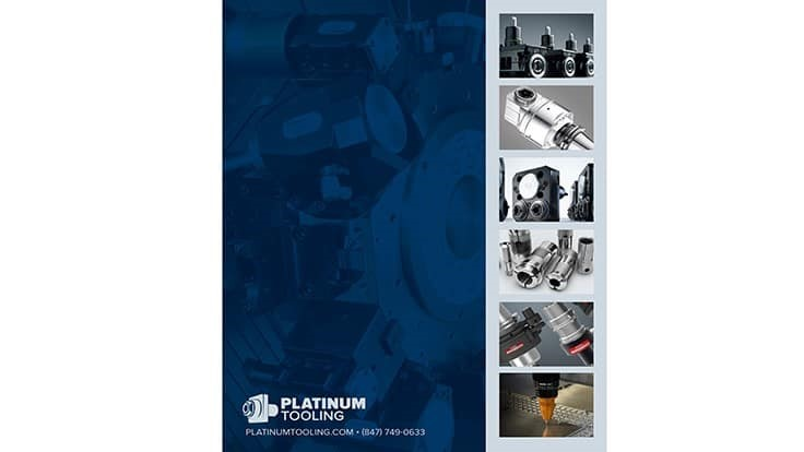 Platinum Tooling releases new catalog
