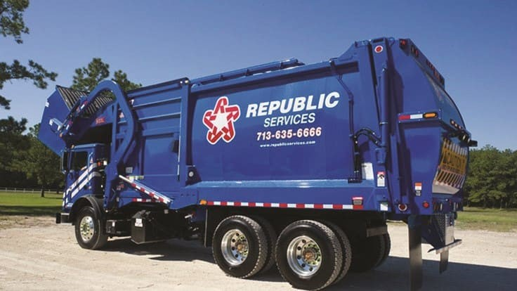 Republic announces deal to purchase 2,500 electric collection trucks