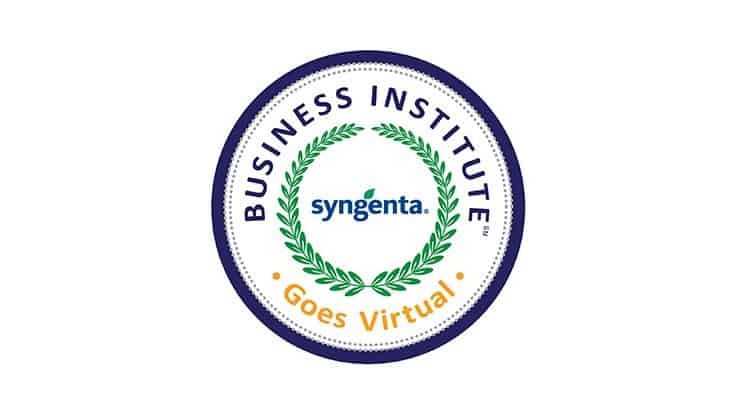 2020 Syngenta Business Institute moves to virtual format