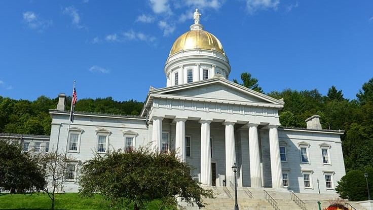 Vermont Lawmakers Hope to Consider Legislation to Legalize Cannabis Sales Before Session Ends