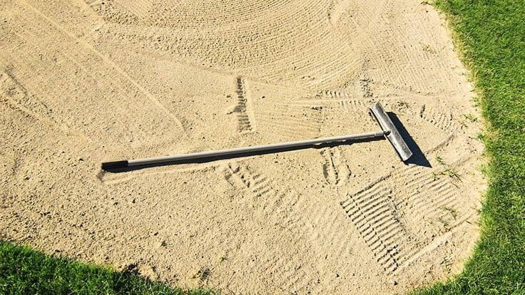 Guest column: Time to eliminate bunker rakes?