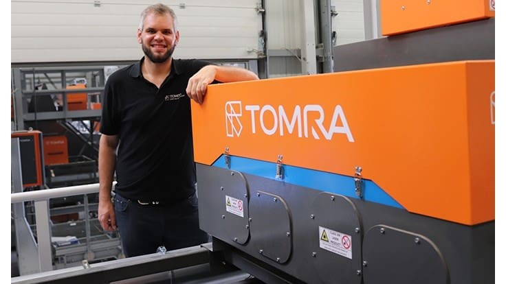 Tomra claims elevated results with Flying Beam