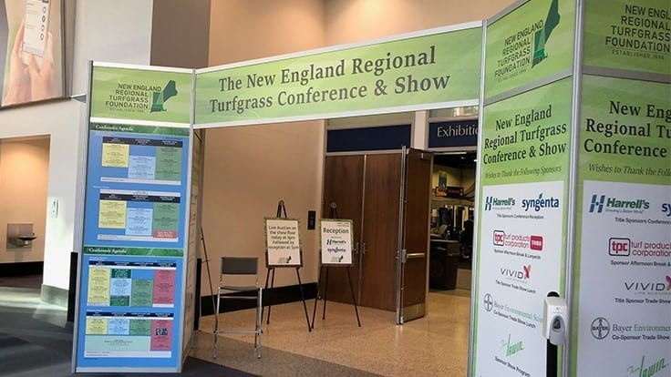 New England Regional Turfgrass Foundation moves 2021 conference and show to virtual format